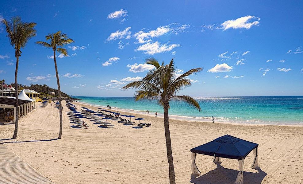 Elbow beach bermuda TravelHyme