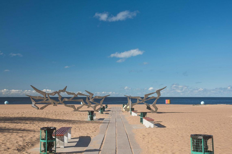 Laskovy Beach TravelHyme