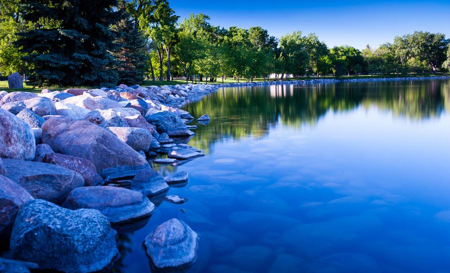 Henderson Lake Travelhyme