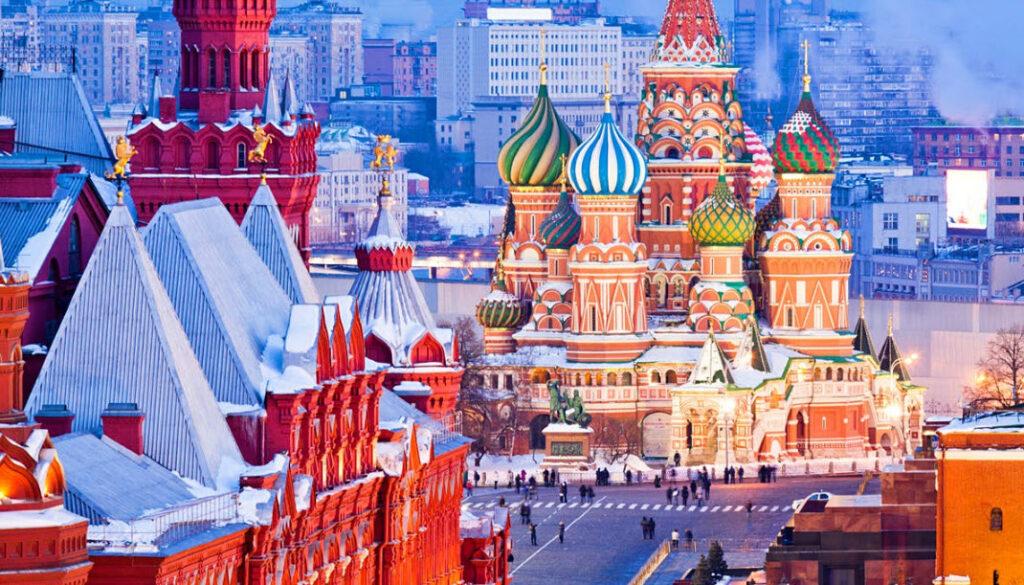 Russia Famous Places Travelhyme