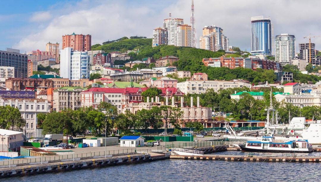 Vladivostok Travelhyme